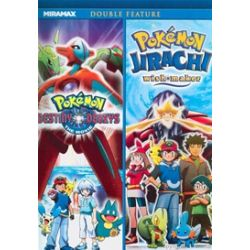 Destiny Deoxys / Pokemon Jirachi: Wishmaker (Double Feature) (DVD)