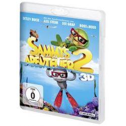 Film: Sammy's Abenteuer 2 (3D Blu-ray)  von Vincent Kesteloot, Ben Stassen mit Axel Stein, Detlev Buck