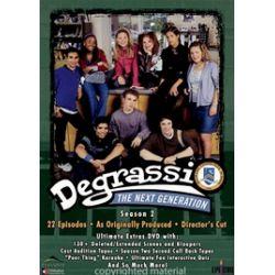 Degrassi: The Next Generation - Season 2 (Director's Cut) (DVD 2002)