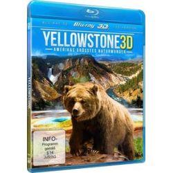 Film: Yellowstone 3D - Amerikas größtes Naturwunder  von Preston Daniels