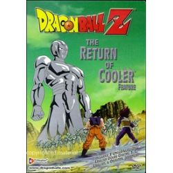 Dragon Ball Z: The Movie 6 - Return Of Cooler (Unedited Version) (DVD 1996)