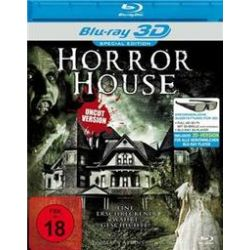 Film: Horror House-3D (Uncut Version) (Special Edition)  von Mark Atkins mit Lira Kellerman, Michael Holmes, Patty Roberts