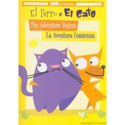 El Perro Y El Gato: The Adventure Begins - La Aventura Comieza (DVD 2011)
