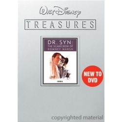 Dr. Syn: The Scarecrow Of Romney Marsh - Walt Disney Treasures Limited Edition Tin (DVD 1964)