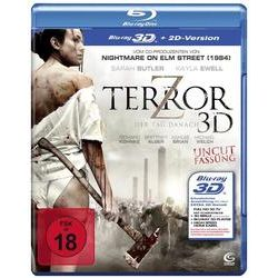Film: Terror Z - Der Tag danach - 3D - Uncut Fassung  von Christopher Roosevelt mit Sarah Butler, Kayla Ewell, Richard Kohnke, Brittney Alger, Ashlee Brian