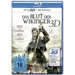 Film: Das Blut der Wikinger - 3D  von Graham Davidson, Chris Crow von Chris Crow mit Mark Lewis Jones, Marc Pickering, Joshua Richards