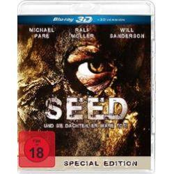 Film: Seed - Special Edition - 3D  von Uwe Boll von Will Sanderson, Ralf Möller, P.+ mit Will Sanderson, Ralf Möller, Michael Eklund