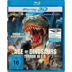 Film: Age of Dinosaurs - Zurück vom Aussterben - 3D  von Hank Woon Jr. von Joseph J. Lawson von Treat Williams, Ronny Cox mit Treat Williams, Ronny Cox, Jillian Rose