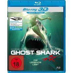 Film: Ghost Shark - Die Legende lebt - 3D - uncut  von Griff Furst von MacKenzie Rosman, Dave Randolph-Mayhem Davis mit Mackenzie Rosman, Dave Randolph-Mayhem Davis, Richard Moll