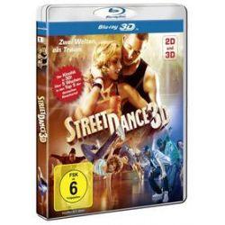 Film: StreetDance - 3D - Deluxe Edition  von Max Giwa, Dania Pasquini von Charlotte Rampling, Blu-ray 3D) StreetDance 3D (2D+3D Version mit Nichola Burley, Richard Winsor, George Sampson, Charlotte