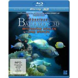 Film: Abenteuer Bahamas - Mysteriöse Höhlen und Wracks - 3D  von Jürgen Klimmeck