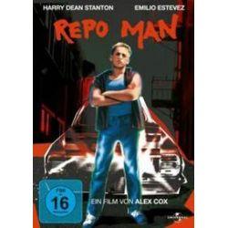 Film: Repo Man  von Alex Cox mit Harry Dean Stanton, Emilio Estevez, Tracey Walter, Olivia Barash, Sy Richardson, Del Zamora, Eddie Velez