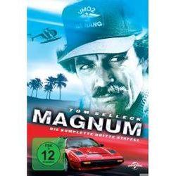 Film: Magnum Season 3   von Roger Young mit Tom Selleck, John Hillerman, Roger E. Mosley, Larry Manetti, Judge Reinhold, Sharon Stone, Miguel Ferrer, Lance LeGault, Anne Lockhart, Ted Danson
