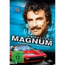 Film: Magnum Season 1   mit Tom Selleck, John Hillerman, Roger E. Mosley, Larry Manetti, Judge Reinhold, Sharon Stone, Miguel Ferrer, Lance LeGault, Anne Lockhart, Ted Danson
