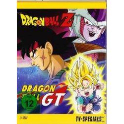 Film: Dragonball Z + GT  von Mitsuo Hashimoto