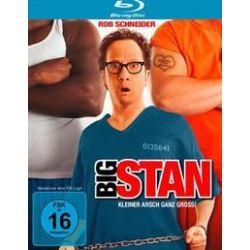 Film: Big Stan (Blu-ray)  von Josh Lieb von Rob Schneider von Rob Schneider, David Caradine mit Rob Schneider