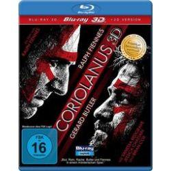 Film: Coriolanus - 3D  von Ralph Fiennes mit Ralph Fiennes, Gerard Butler, Vanessa Redgrave, Jessica Chastain, Brian Cox, James Nesbitt