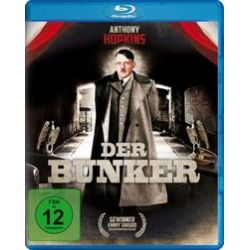 Film: Der Bunker  von George Schaefer mit Anthony Hopkins, Richard Jordan, Michael Lonsdale