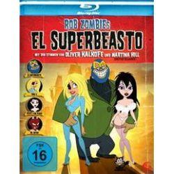 Film: El Superbeasto  von Rob Zombie, Tom Papa, Joe Ekers, Mike Bell von Rob Zombie