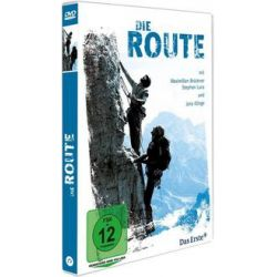 Film: Die Route  von Florian Froschmayer mit Maximilian Brückner, Stephan Luca, Jana Klinge
