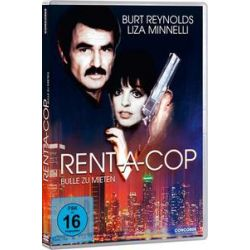 Film: Rent-A-Cop  von Jerry London von Burt Reynolds, Liza Minnelli mit Burt Reynolds, Liza Minnelli, James Remar, Dionne Warwick, Richard Masur, Bernie Casey