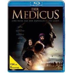 Film: Der Medicus  von Jan Berger von Philipp Stölzl mit Elyas M`Barek, Olivier Martinez, Stellan Skarsgard, Ben Kingsley, Tom Payne