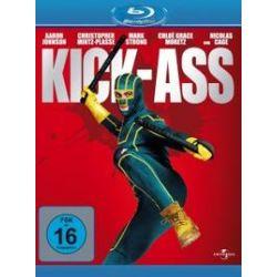 Film: Kick-Ass  von Matthew Vaughn, Jane Goldman von Matthew Vaughn mit Aaron Johnson, Christopher Mintz-Plasse, Mark Strong, Chloë Grace Moretz, Nicholas Cage