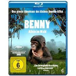 Film: Benny - Allein im Wald  von Alain Tixier mit Fanny Mehl, Claudine André
