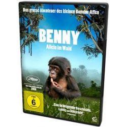 Film: Benny - Allein im Wald  von Alain Tixier mit Claudine Andre, Fanny Mehl