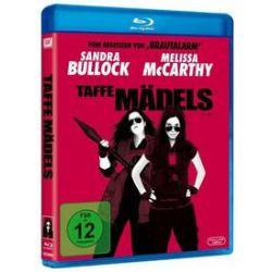 Film: Taffe Mädels  (Blu-ray)  von Paul Feig mit Sandra Bullock, Melissa McCarthy, Demián Bichir, Marlon Wayans, Michael Rapaport, Jane Curtin, Katie Dippold