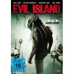 Film: Evil Island  von Terence Daw von Billy Zane, Natalie Mendoza mit Billy Zane, Natalie Mendoza, Christina Cole