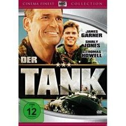 Film: Der Tank  von Marvin J. Chomsky von James Garner, Shirley Jones mit James Garner, Shirley Jones, C. Thomas Howell