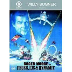 Film: Feuer, Eis & Dynamit  von Tony Williamson, Willy Bogner von Willy Bogner mit Roger Moore, Uwe Ochsenknecht, Ursula Karven, Shari Belafonte, Siegfried Rauch