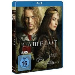 Film: Camelot  von Mikael Salomon von Camelot BD mit Joseph Fiennes, Eva Green, Jamie Campbell Bower, Sebastian Koch, James Purefoy, Tamsin Egerton, Claire Forlani, Chipo Chung, Sinéad Cusack, Peter