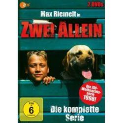 Film: Die Komplette Serie  von Zwei Allein mit Meike Fellinger, Bernd Tauber, Maren Schumacher, Julius Jellinek, Max Riemelt