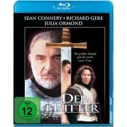 Film: Der 1. Ritter  von William Nicholson, David Hoselton, Lorne Cameron von Jerry Zucker mit Sean Connery, Richard Gere, Julia Ormond, Ben Cross, Liam Cunningham, Christopher Villiers, Valentine