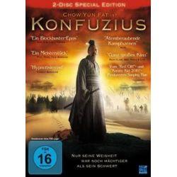 Film: Konfuzius, 2 DVD  von Hu Mei mit Chow Yun Fat, Zhou Xun, Chen Jianbin