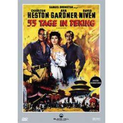 Film: 55 Tage in Peking  von Nicholas Ray, Charlton Heston, Ava Gardner, David Niven von Nicholas Ray, Guy Green, Andrew Marton mit Charlton Heston, Ava Gardner, David Niven, Flora Robson, John