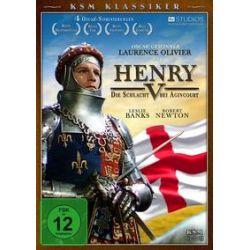 Film: Henry V (1944)  von Laurence Olivier mit Laurence Olivier, Leslie Banks, Felix Aylmer, Robert Helpmann, Vernon Greeves, Gerald Case, Griffith Jones, Morland Graham, Nicholas Hannen
