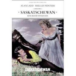 Film: Saskatschewan  von Gil Doud von Raoul Walsh mit Alan Ladd, Shelley Winters, J. Carrol Naish, Hugh O`Brian