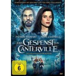 Film: Das Gespenst von Canterville  von Syd Macartney mit Patrick Stewart, Neve Campbell, Cherie Lunghi
