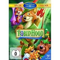 Film: Robin Hood  von Ken Anderson, Larry Clemmons von Wolfgang Reitherman mit Walt Disney