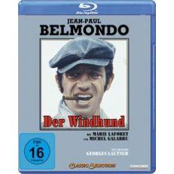 Film: Der Windhund - Classic Selection  von Michel Audiard, Jean Herman, Michel Grisolia von Georges Lautner von Jean-Paul Belmondo, Marie Lafort mit Jean-Paul Belmondo, Georges Géret, Jean-François