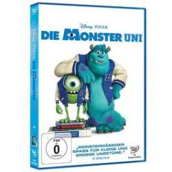Film: Die Monster Uni  von Dan Scanlon, Daniel Gerson, Robert L. Baird von Dan Scanlon mit Walt Disney