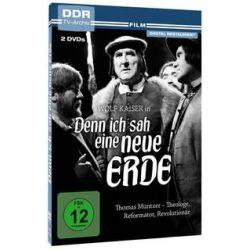 Film: Denn ich sah eine neue Erde  von Wolf-Dieter Panse mit Wolf Kaiser, Wolfgang Dehler, Norbert Christian, Eberhard Esche, Herbert Köfer