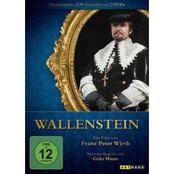 Film: Wallenstein  von Golo Mann von Franz Peter Wirth mit Rolf Boysen, Romuald Pekny, Werner Kreindl, Rolf Gesprochen Becker