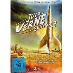 Film: Jules Verne Edition 2  mit Sir Michael Cain, Patrick Dempsey, Patrick Steward, Mira Sara, Bryan Brown