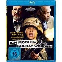 Film: Ich Möchte Soldat Werden  von Christian Molina mit Fergus Riordan, Ben Temple, Valeria Marini, Danny Glover, Robert Englund