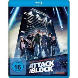 Film: Attack the Block (Blu-ray)  von Joe Cornish von Joe Cornish mit Nick Frost, Jodie Whittaker, John Boyega, Luke Treadaway, Alex Esmail, Leeon Jones, Jumayn Hunter, Franz Drameh