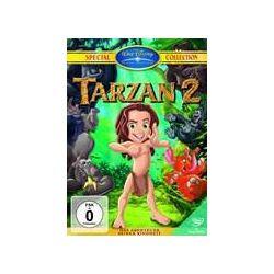 Film: Tarzan 2  von Noni White, Bob Tzudiker, Brian Smith, Rhett Reese, Jim Kammerud von Brian Smith mit Harrison Fahn, Brenda Grate, Lance Henriksen, Glenn Close, Estelle Harris, Ron Perlman, Brad